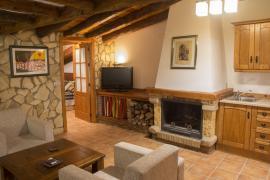 Apartamentos Alhanda casa rural en Benamaurel (Granada)