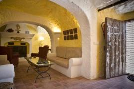 Casa Cueva La Hornacina casa rural en Orce (Granada)