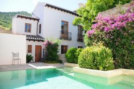 Casa de Los Espada casa rural en El Pinar (Granada)