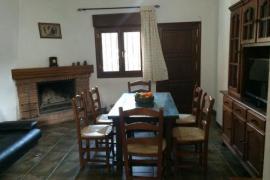 Casa Las Eras casa rural en Güejar (Granada)