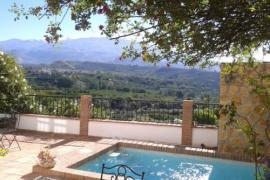 Casa Tagomago casa rural en Restabal (Granada)