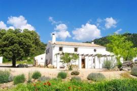 Casas Cortijos Cerro Fuentes Nuevas casa rural en Castril (Granada)