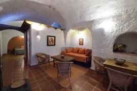 Casas Cueva La Tala casa rural en Guadix (Granada)