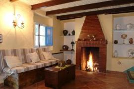 Casería El Pozo casa rural en Huetor Tajar (Granada)