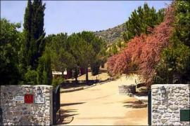 Caserío Del Colmenar casa rural en Huetor Santillan (Granada)