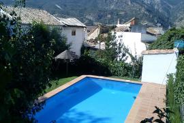 Conjunto Los Prados casa rural en Güejar (Granada)