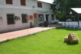 Cortijo Alborear casa rural en Fuente Vaqueros (Granada)