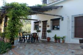Cortijo Alnarache casa rural en Illora (Granada)