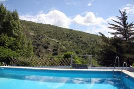 Cortijo Buena Vista casa rural en Laroles (Granada)