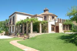 Cortijo El Maestro casa rural en Restabal (Granada)