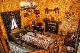 Cortijo Encanto de Sueños casa rural en Illora (Granada)