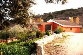 Cortijo Las Albañilas casa rural en Illora (Granada)