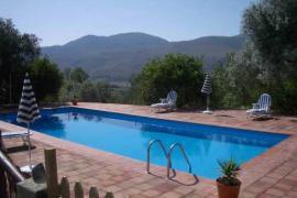 Cortijo Las Cañadas de La Rehoya casa rural en Orgiva (Granada)