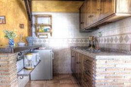 Cortijo Las Encinas casa rural en Monachil (Granada)
