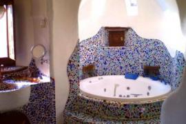 Cortijo Trancemora casa rural en Mecina Bombaron (Granada)