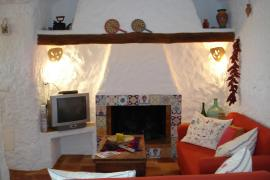 Cueva de la Alegría casa rural en Huescar (Granada)