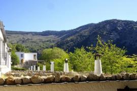 El Cercado de La Alpujarra casa rural en Berchules (Granada)