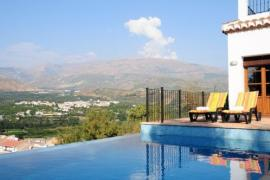 El Mirador del Valle casa rural en Restabal (Granada)