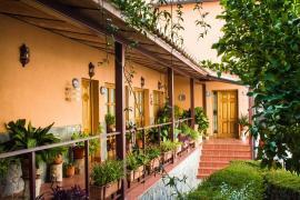 El Molino de Rosa María Serrano casa rural en Monachil (Granada)