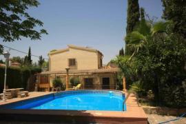 El Pino casa rural en Cajar (Granada)
