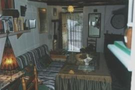La Casa de la Bombilla Verde casa rural en Trevelez (Granada)