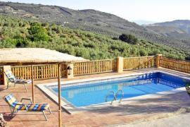Alojamiento rural con piscina. 6 a 10 de julio
