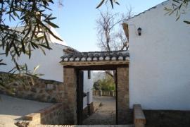 Cortijo Molinillo casa rural en Algarinejo (Granada)