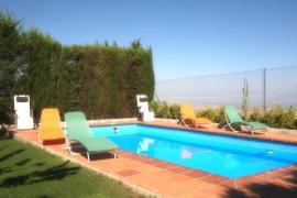 Sierra Nevada Rural casa rural en La Zubia (Granada)