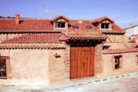 Casa de Barro casa rural en Matarrubia (Guadalajara)