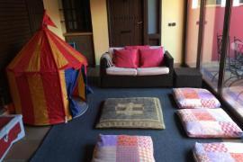 El Lar de Melitona casa rural en Masegoso De Tajuña (Guadalajara)