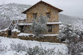 Las Peonias casa rural en Almiruete (Guadalajara)