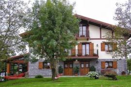 Casa Añarre Zarra casa rural en Errenteria (Guipuzcoa)