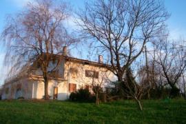 Caserio Ixtilla casa rural en Hondarribia (Guipuzcoa)