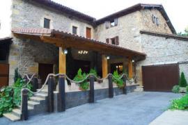 Illumbe-Goikoa casa rural en Usurbil (Guipuzcoa)