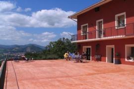 Nekazalturismoa Artola Sidrería casa rural en Astigarraga (Guipuzcoa)