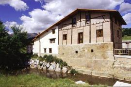 Ondarre Baserria casa rural en Segura (Guipuzcoa)