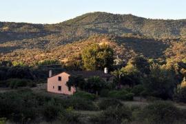Finca Las Mogeas casa rural en Almonaster La Real (Huelva)