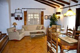 Alojamientos Rusticos La Encina casa rural en Alajar (Huelva)
