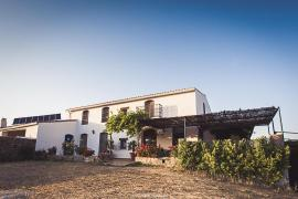 Cortijo Miracielo casa rural en Arroyomolinos De Leon (Huelva)