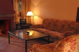 Finca El Manzano casa rural en Cortegana (Huelva)