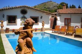 La Estancia Villa Rosillo casa rural en Aracena (Huelva)