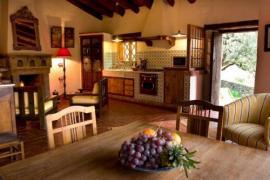 Molino Rio Alajar casa rural en Alajar (Huelva)