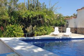 Parajes del Chanza casa rural en Cortegana (Huelva)