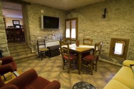 A Chaminera casa rural en Abizanda (Huesca)