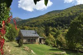 Alex Rural Chalet casa rural en Aragües Del Puerto (Huesca)