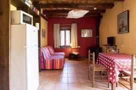 Apartamento Marboré casa rural en Albella (Huesca)