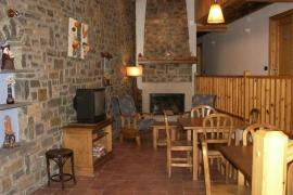 Apartamentos Fogarón casa rural en Plan (Huesca)