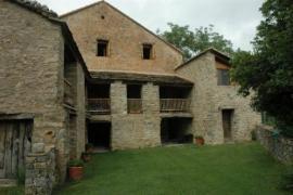Aptos. Rurales Moliniás casa rural en La Fueva (Huesca)