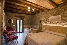 Borda Diego Apartamentos casa rural en Ligüerre De Ara (Huesca)