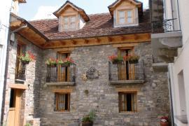 Casa Baretón casa rural en Ansó (Huesca)